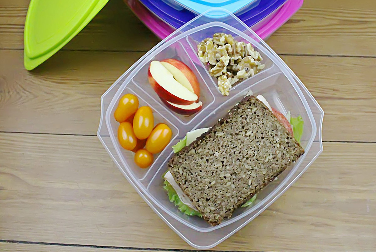 Lunchbox im Vergleich