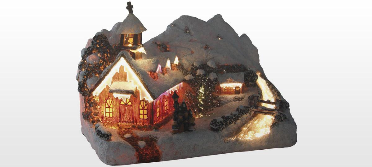 Weihnachtsdorf im Vergleich und Überblick