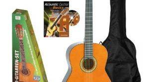 Akustikgitarren-Set Bestseller