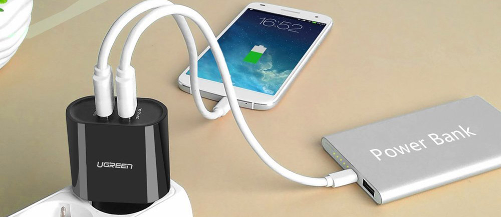 USB Ladegerät Ugreen