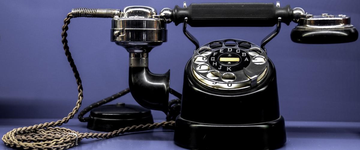Analog-Telefon / schnurloses Telefon/ Schnurlostelefon