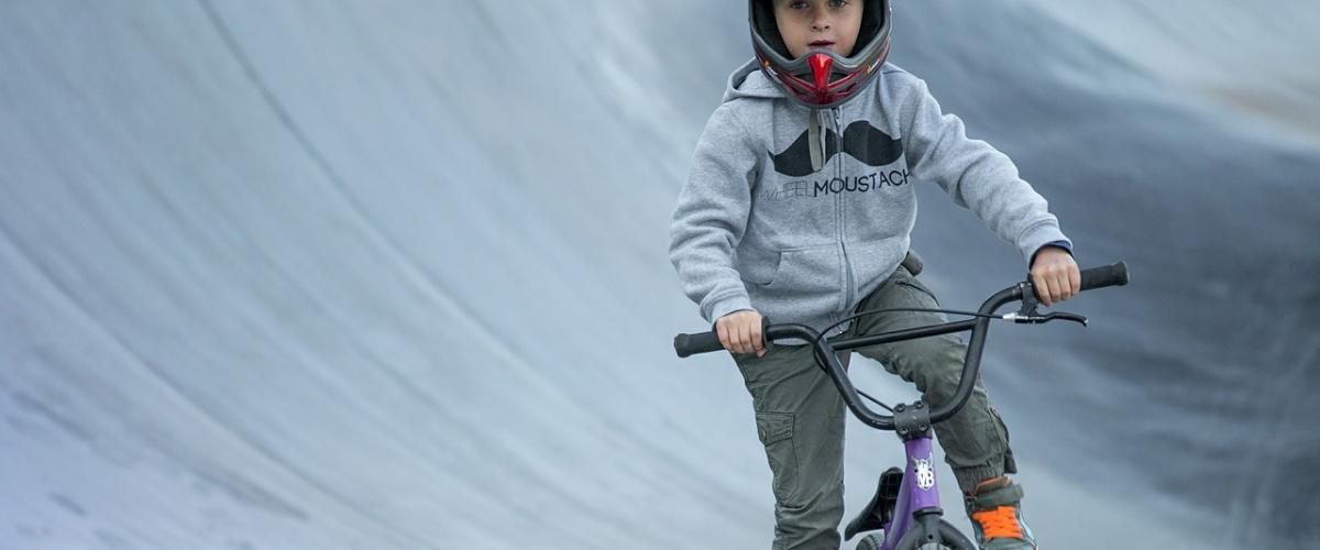 BMX Helm