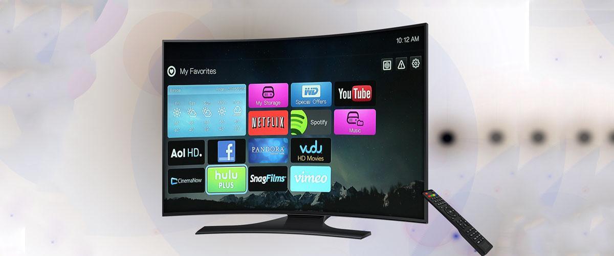 Curved Fernseher / TV