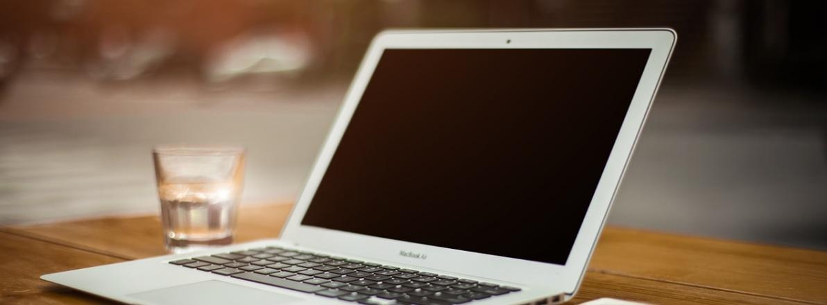 Der portable MacBook Air macht das mobile Arbeiten zum Genuss