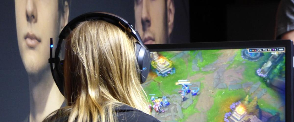 Gaming-Maus
