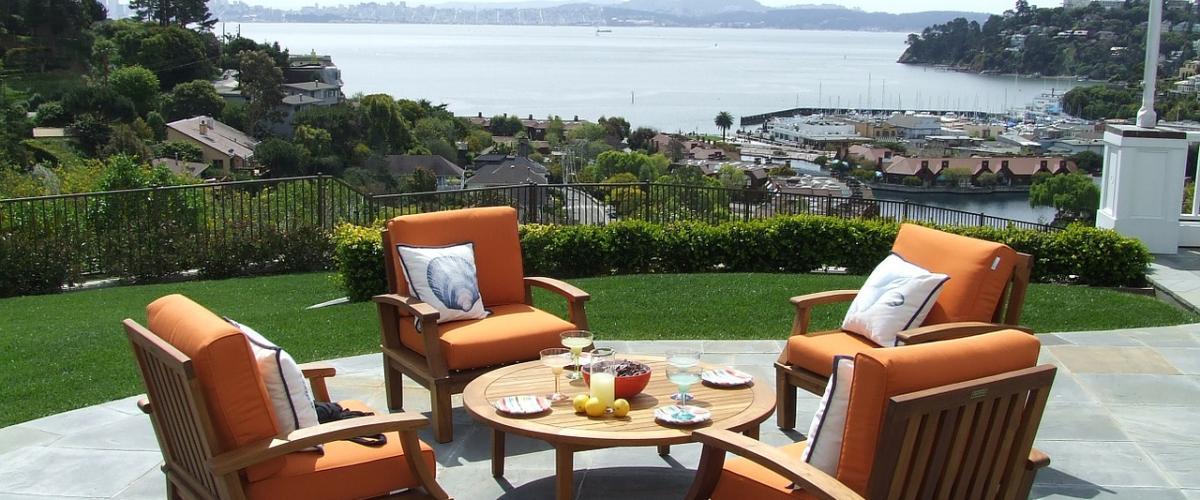 Gartenmöbel - Gartentisch, Gartenstühle, Terassenmöbel