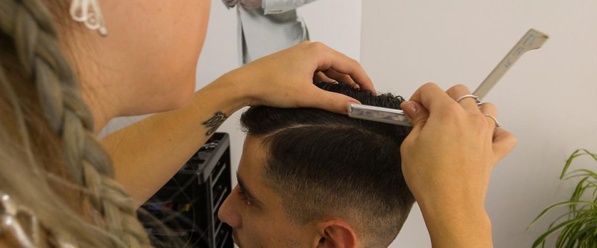 Haarschnitt