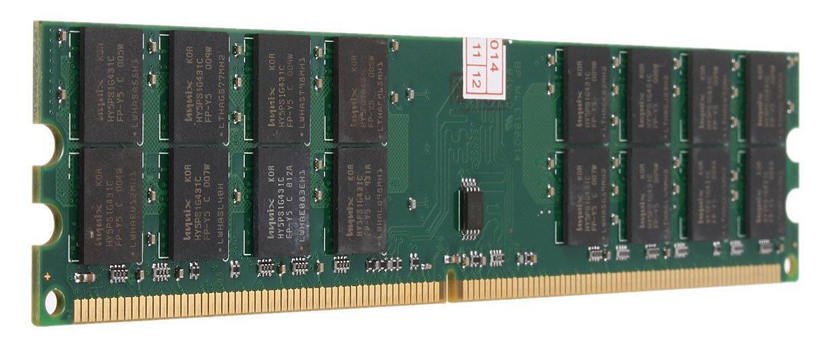 Modul eines DDR2-Arbeitsspeichers