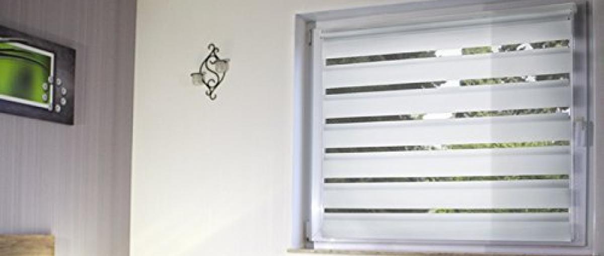 Doppelrollo / Duo-Fenster-Rollo von Sol Royal