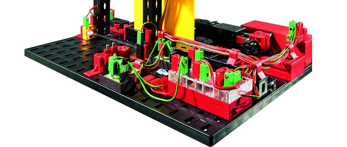 Elektrobaukasten - Fischertechnik 524326 - Electronics von Fischertechnik