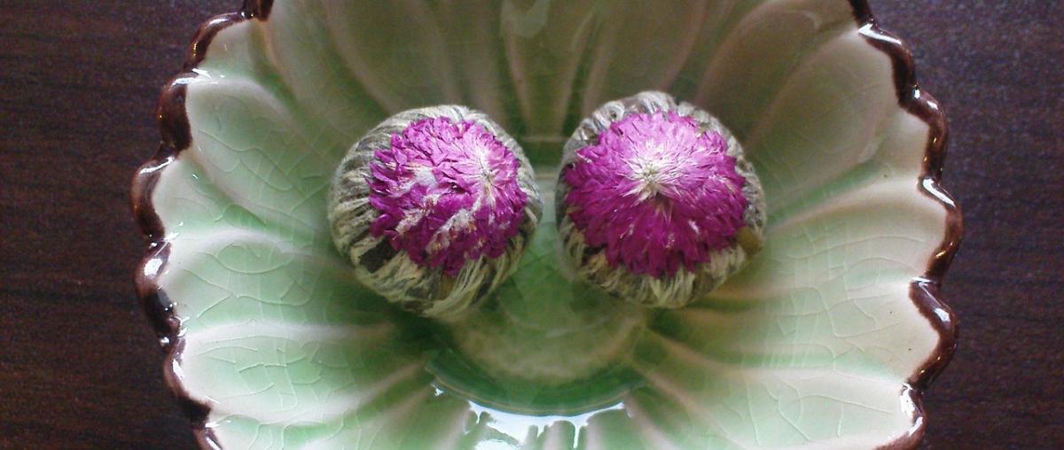 Erblühtee / Teeblumen