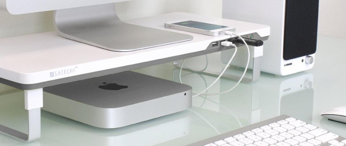 F3 Smart Monitorständer von Satechi