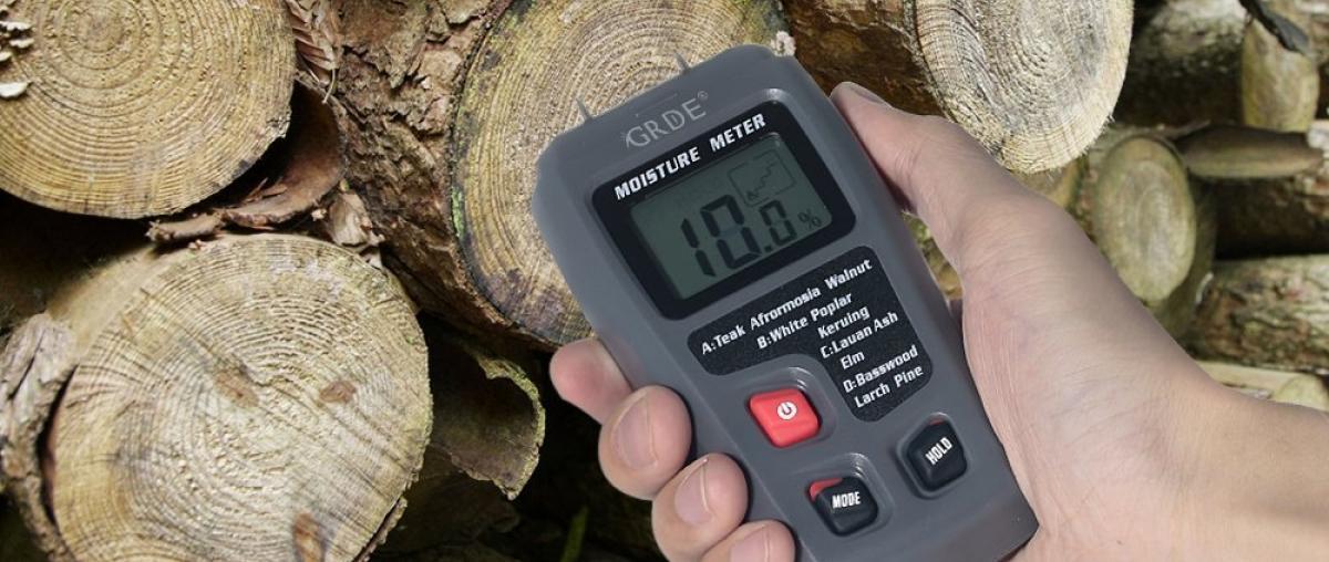 Feuchtigkeitsmessgerät von GRDE