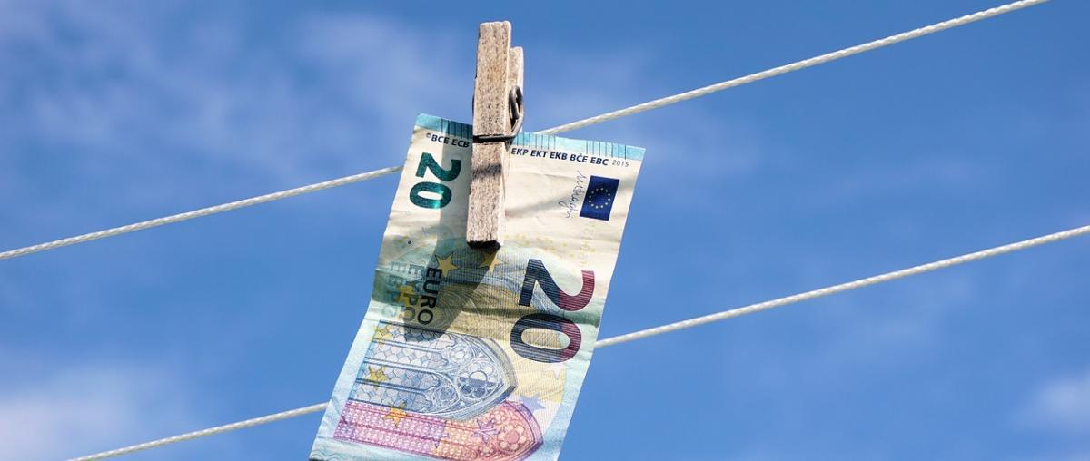 Geldklammer / Geldscheinklammer