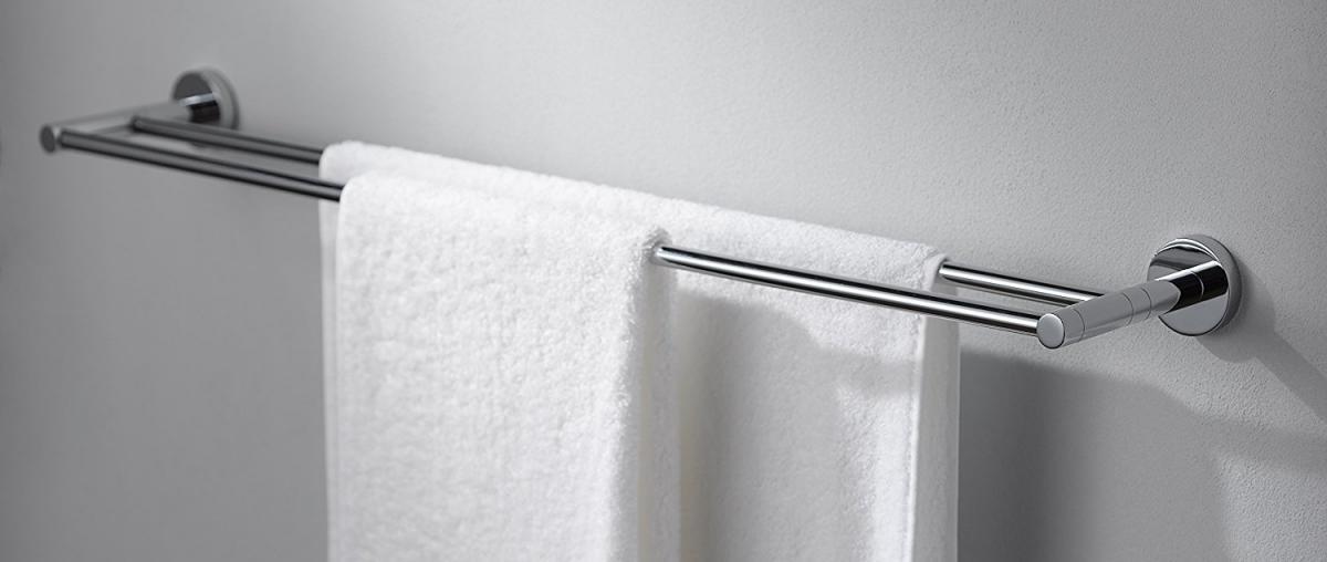 Handtuchstange / Handtuchhalter von Haceka