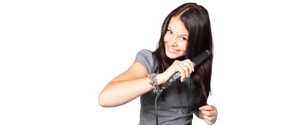 Hitzeschutzspray als Schutz für die Haare