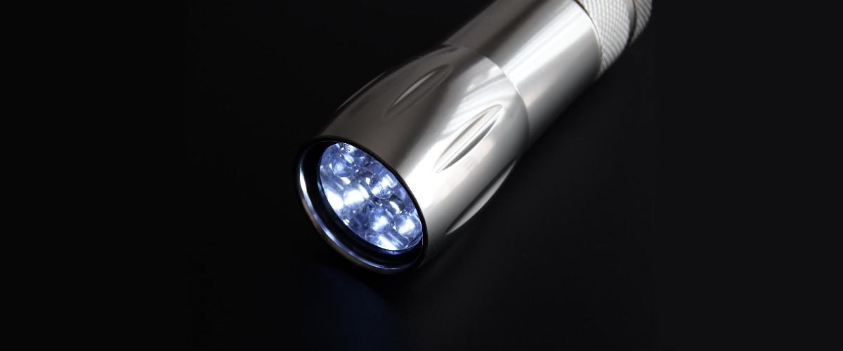 LED Taschenlampe