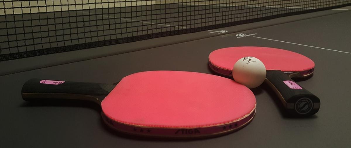 Profi Tischtennisschläger