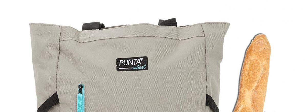 PUNTA WHEEL Einkaufstrolley / Einkaufsroller