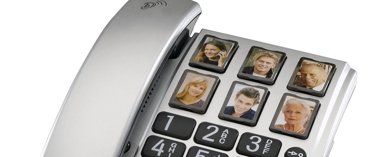 Seniorentelefon Big Tel 40 von Audioline