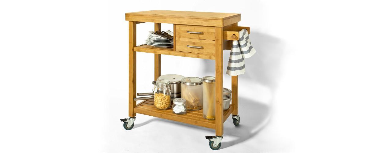 Servierwagen, Küchenwagen, Rollwagen von SoBuy