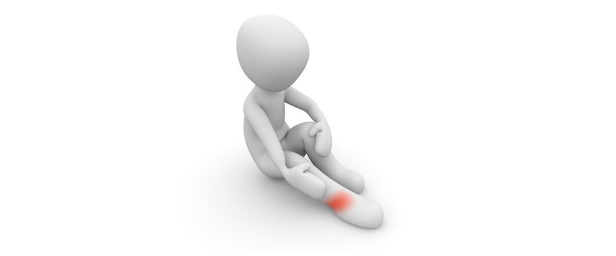 Sportsalbe bei Verletzungen im Sport