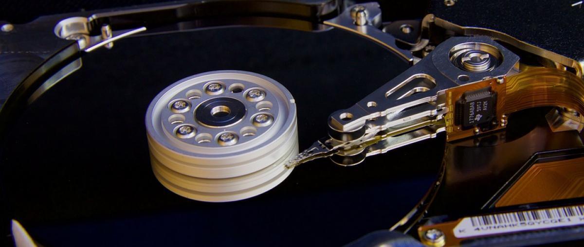SATA-Festplatte