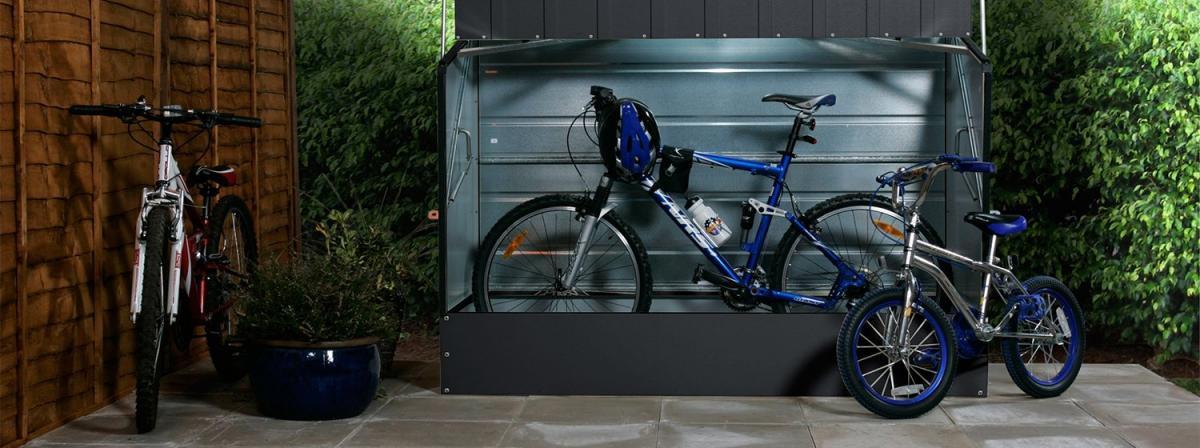 Fahrradbox Vergleich und Tipps