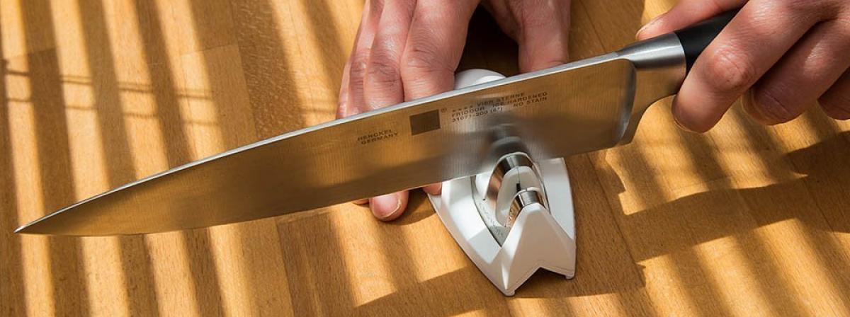 Elektrischer Messerschärfer Tipps und Vergleich