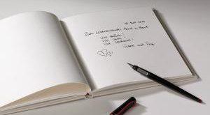 Hochzeitsgästebuch Bestseller