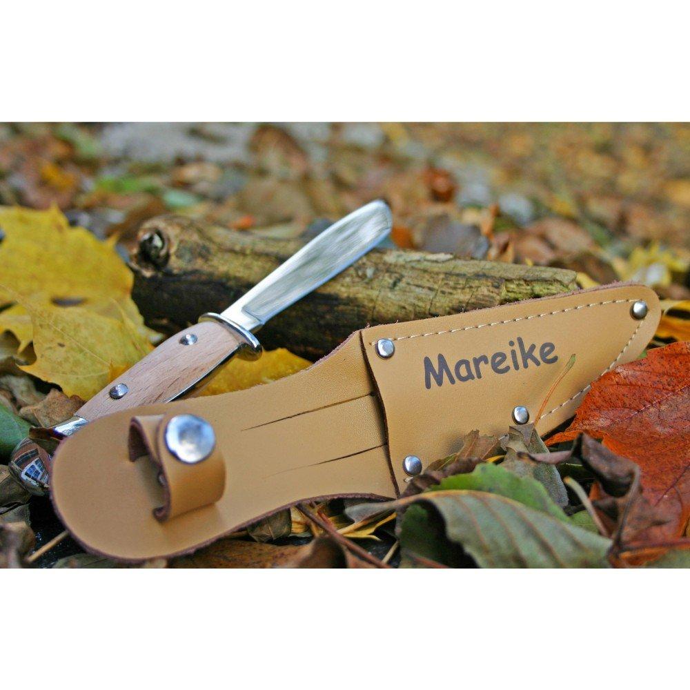 Kinder Schnitzmesser mit Holzgriff