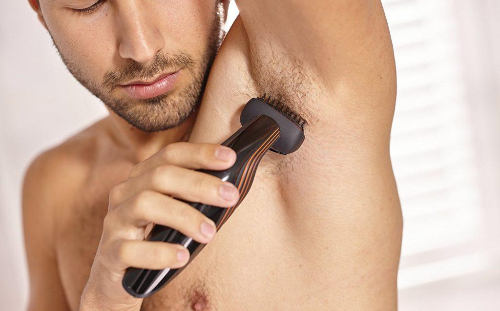 Philips Bodygroom: Trimmen und Rasieren aller Körperzonen