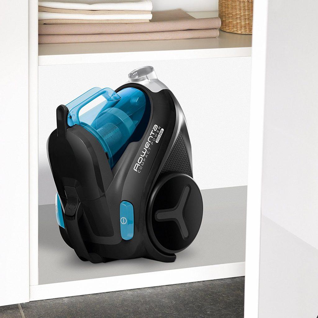 Rowenta RO3731EA Bodenstaubsauger: perfektes Reinigungsgerät für die Reinigung verschiedenster Oberflächen - einfach in der Anwendung und gut zu verstauen