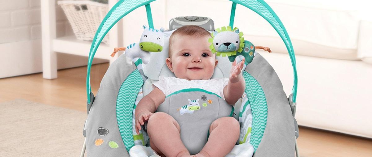 Elektrische Babywippe Tipps und Vergleich