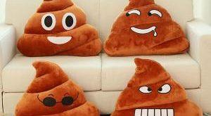 Emoji Kissen Bestseller