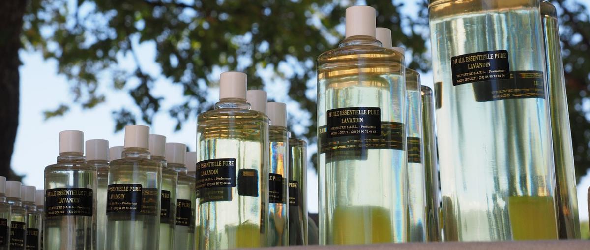 Lavendelöl - Einzigartiger Geruch!