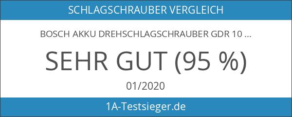 Bosch Akku Drehschlagschrauber GDR 10