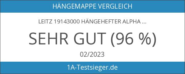 Leitz 19143000 Hängehefter Alpha