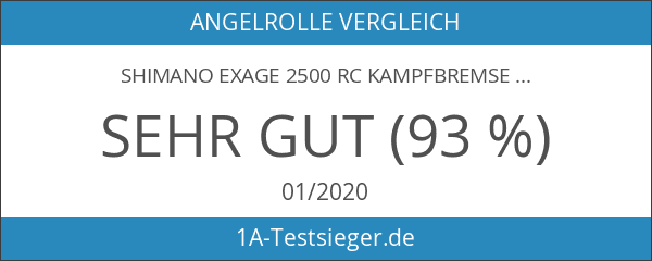 ShimanoExage 2500 RC Kampfbremse
