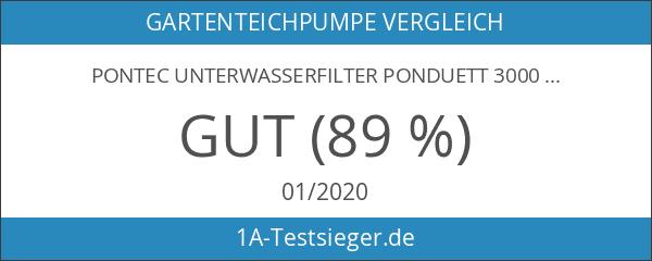 Pontec Unterwasserfilter PonDuett 3000