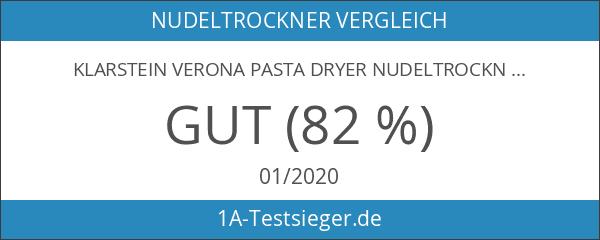 Klarstein Verona Pasta Dryer Nudeltrockner Nudelständer oder Pastatrockner für ca.