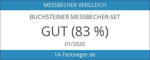 Buchsteiner Messbecher-Set