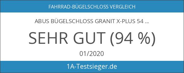 ABUS Bügelschloss Granit X-Plus 54