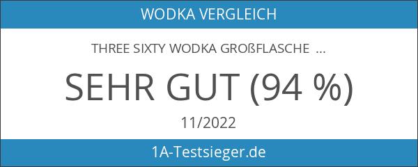 ThreeSixtyWodka Großflasche