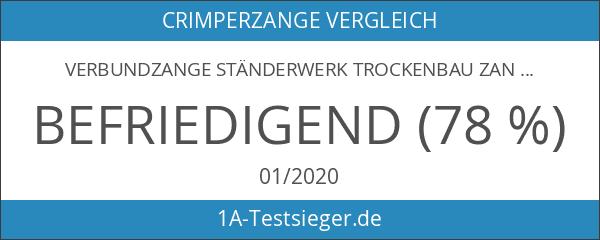Verbundzange Ständerwerk Trockenbau Zange Krimperzange 280 mm 0