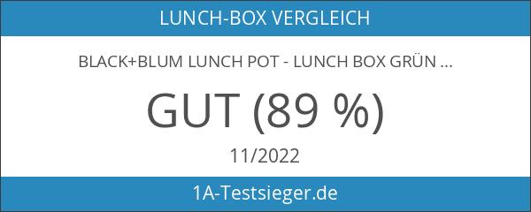 Black+Blum Lunch Pot - Lunch Box Grün