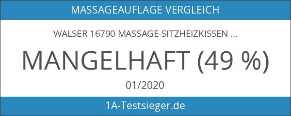Walser 16790 Massage-Sitzheizkissen