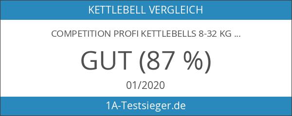Competition Profi Kettlebells 8-32 KG