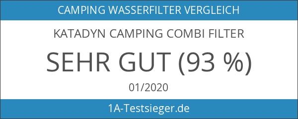 Katadyn Camping Combi Filter