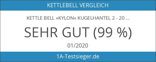 Kettle Bell »Kylon« Kugelhantel 2 - 20 kg